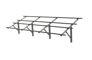 FTA-120 - Fixed Tilt Solar Racking