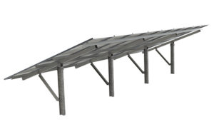 FTA-120 - Fixed Tilt Solar Racking System