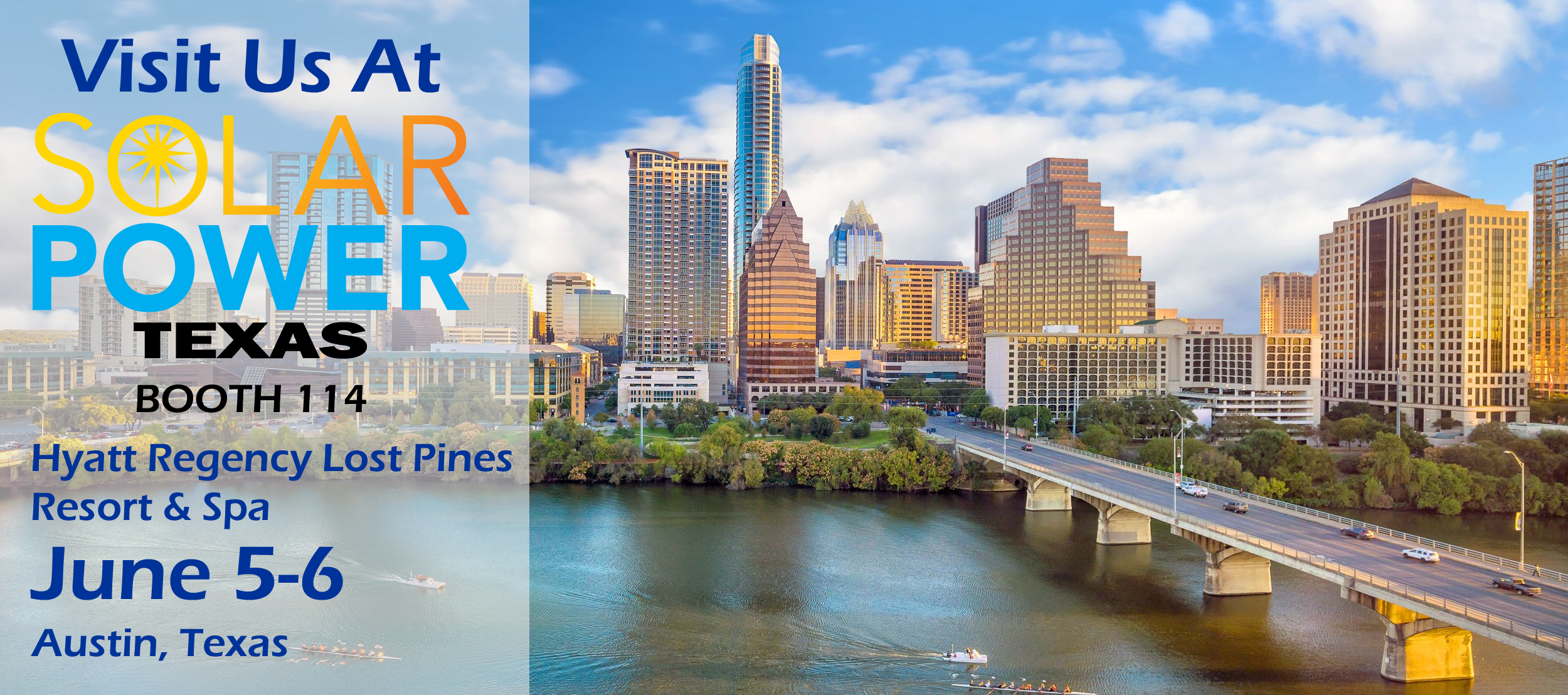 Sun Action Trackers to Exhibit at Solar Power Texas